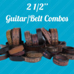 Handcrafted guitar straps