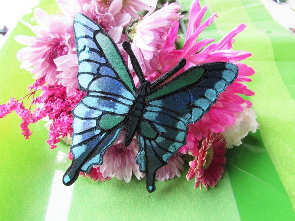 butterfly-hair-clip-blue-knob
