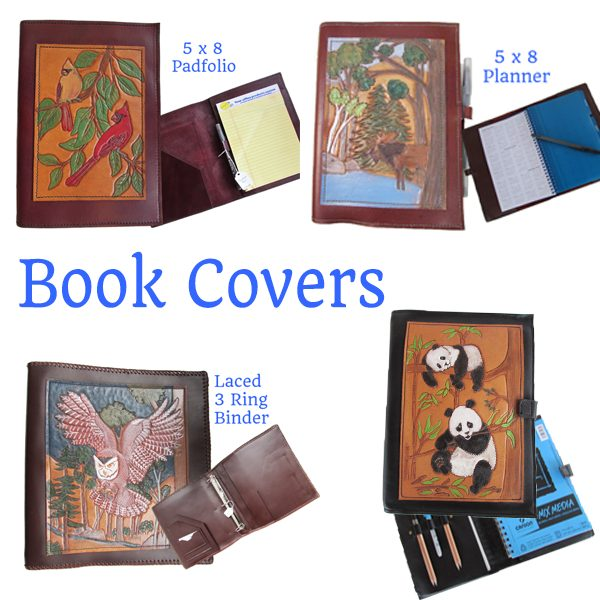 leather-book=covers
