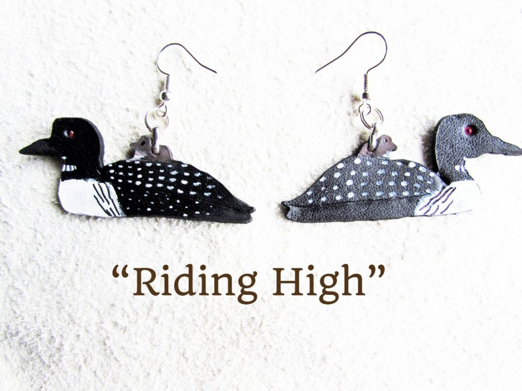 loon-earrings-riding-high