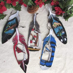 Handmade Leather Ornaments